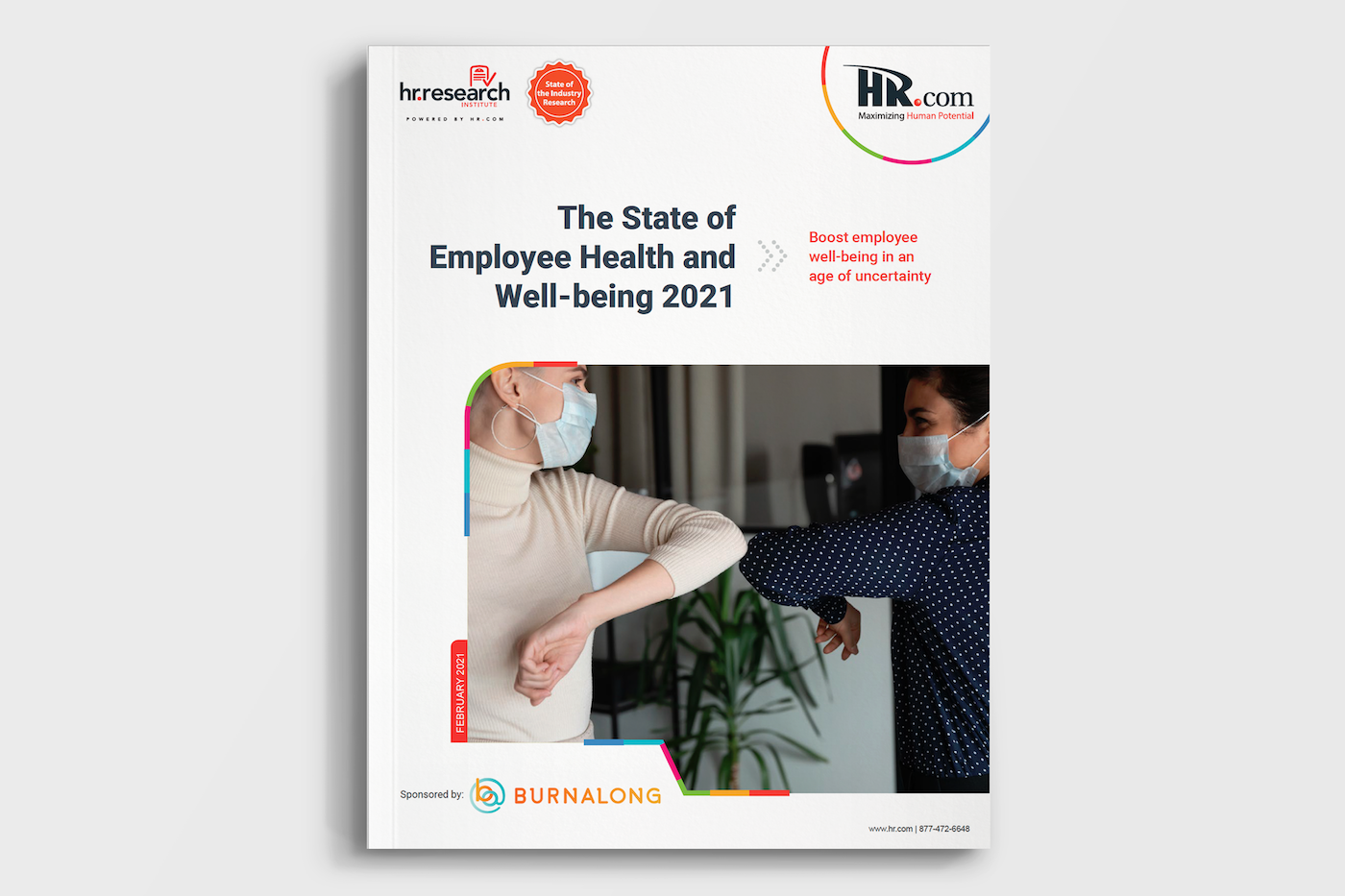 HR.com state of employee health and well-being