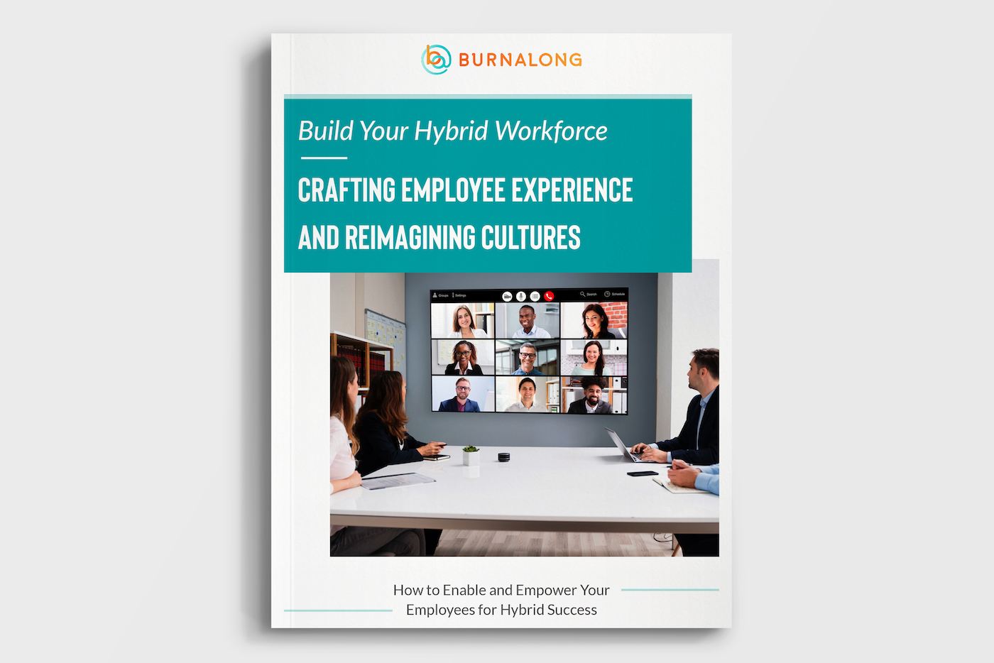 Build your hybrid workforce cover